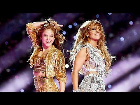 Jennifer Lopez And Shakira& 39;s Electric Super Bowl Halftime Show: All The Highlights!