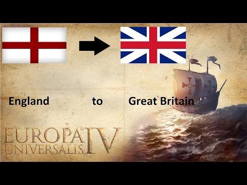 Europa Universalis 4 England Episode 6