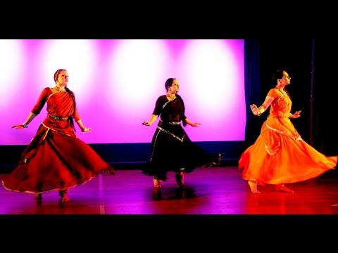 Rudaali~Dil Hoom ~ Kathak and Indian Folk