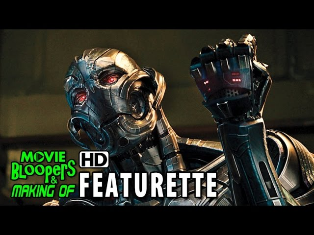 Avengers: Age of Ultron (2015) Featurette - No Strings Attached