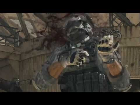 FIRST MODERN WARFARE 3 MULTIPLAYER FOOTAGE!