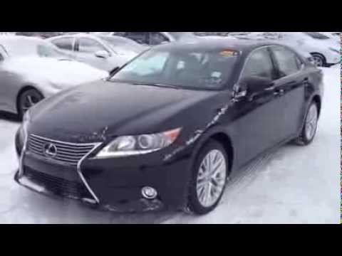 2014 Lexus ES 350 Technology Package Review Canada