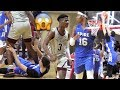 LaMelo Ball VS RANKED PG GETS HEATED!!! Fans Talking Mad SH*T to Melo! LaVar LOVES It!