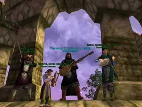 Lotro Music - Pirates of the Caribbean: He's a pirate by Klaus Badelt