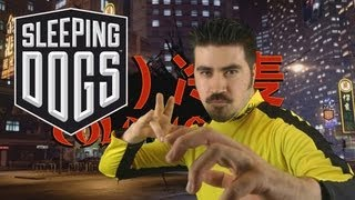 Sleeping Dogs Angry Review
