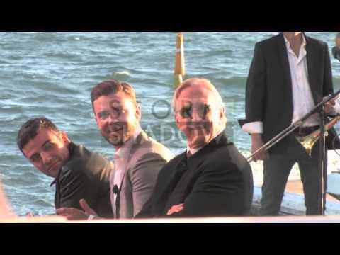 Cannes Film Festival 2013 - Justin Timberlake and Jessica Biel in love