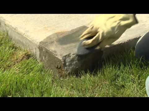 How to Repair Concrete Edges and Corners with QUIKRETE®