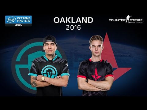 CS:GO - Immortals vs. Astralis [Dust2] - Group A - IEM Oakland 2016