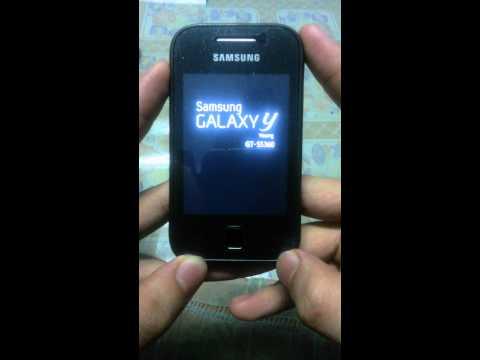 Cara rooting samsung galaxy y bahasa indonesia