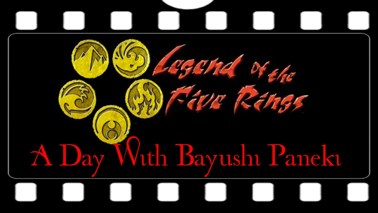 Baygushli City Legend of the Five Rings