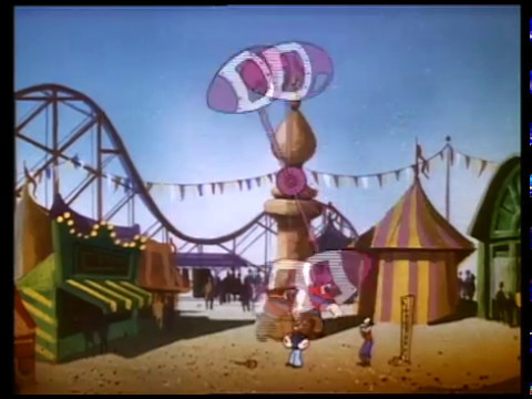 All-New Popeye: The Big Wheel