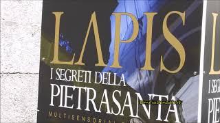 Lapis - I segreti della Pietrasanta, riapertura al pubblico della cripta e della cavità sotterranea