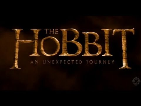 The Hobbit: 2012 Movie Trailer