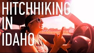 Picked Up By Married Woman - Hitchhike Across the USA Ep. 36