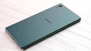 Обзор Sony Xperia Z5: опять двадцать пять (review)
