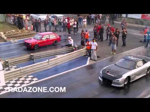 RADAZONE.COM La Ohky vs The Best Mobil 1 RD 2014