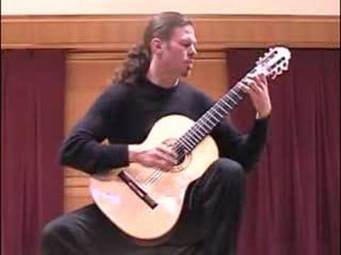 Chris Broderick - Double BWV 997, JS Bach