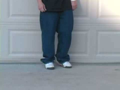 SyLo - Heel Toe C-Walk Tutorial