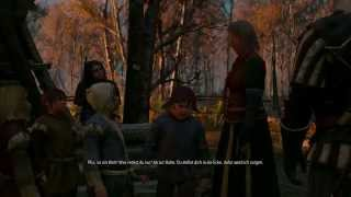 The Witcher 3: Wild Hunt Story German 1 / 6 Cutscenes / Movie FULL HD 1080p