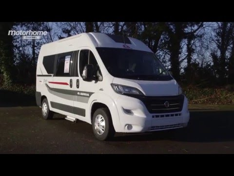 MHC Se2Ep5  NEW MODEL REVIEW - Adria Twin 540 SPT 1