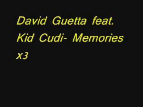 Kid Cudi Best Memories Lyrics