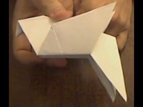 Как сделать стрижа из бумаги своими руками 60