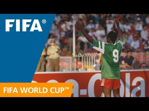 Africa at the FIFA World Cup!!!