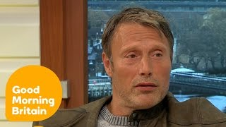 Mads Mikkelsen On Being a Misunderstood Villain | Good Morning Britain