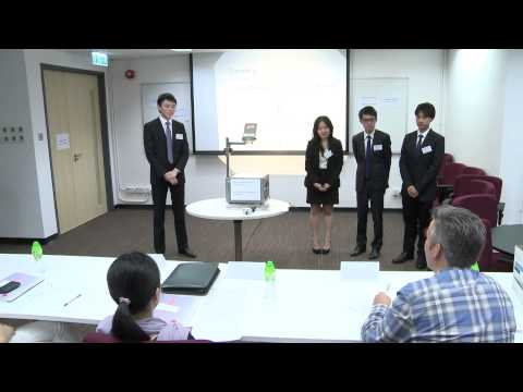 HSBC Asia Pacific Business Case Competition 2014   Round 2 F2   The University of Hong Kong