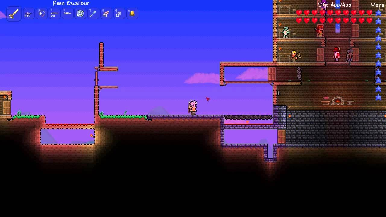 terraria house building tips images