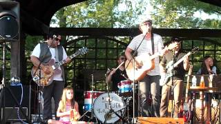 Maria - Miles Nielsen and the Rusted Hearts 2013-06-16 Rockford IL - Klehm Gardens