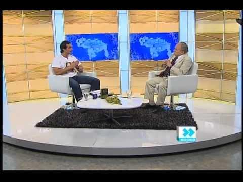 Richard Mardo en el programa Regiones de Televén 12.08.2013 (Parte 1 de 2)