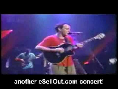Dave Matthews Band LIVE ~ performing Say Goodbye