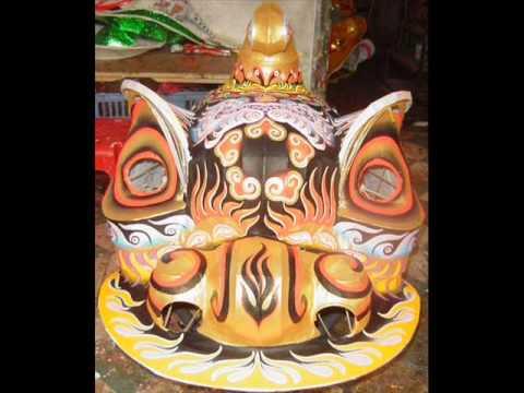 Lion Dancing Lion Dance Drum Dragon Dance