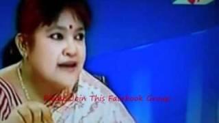 Syeda Asifa Ashrafi Papiya (MP) Participate on Tritiyo Mattra. (Part-2/2)