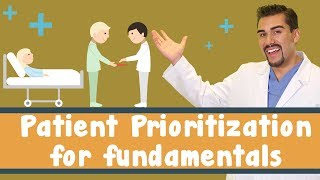 Patient Prioritization for fundamentals. Part 1