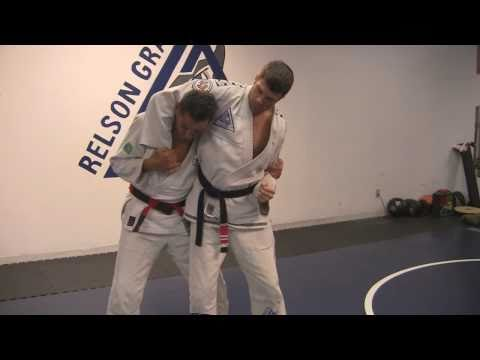 Relson Gracie Jiu-Jitsu Self Defense and Martial Arts Move Demonstration Image 1