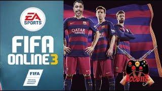 FIFA online 3 para pc fraco gráfico e jogabilidade boas