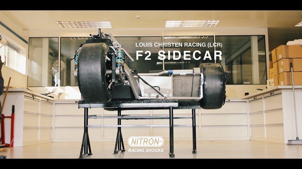 Lcr Sidecar Chassis Nitron Lcr f2 Sidecar
