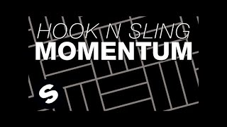 Hook N Sling - Momentum (Original Mix)