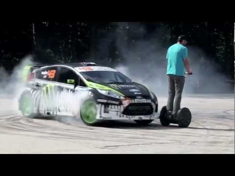 Ken Block Gymkhana Iii (ford Fiesta '11, 650 Hp) video