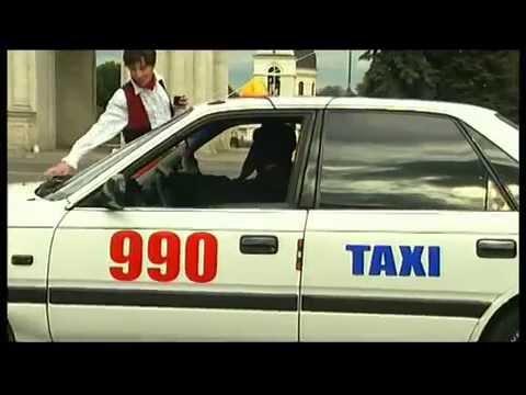 """Таксисты танцуют  """"Потанцуем"""""""