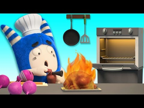 Oddbods | Fire Safety | Funny Cartoons For Kids by Oddbods & Friends