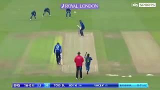 England v SriLanka 5th ODI Full Match Highlights.