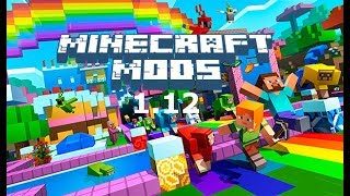 Como Instalar Mods en Minecraft 1.12 Launcher+Forge+Mods 2017