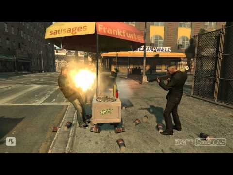 GTA: Troll & Derp ( GTA IV funny moments )