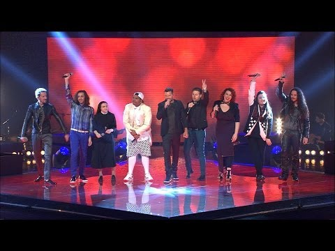 The Voice IT | Serie 2 | Live 4 | Ricky Martin a The Voice Of Italy