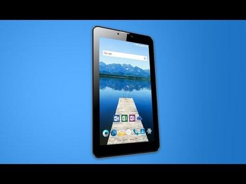 Tableta Odys Nova X7 3G - Unboxing & Review in limba romana