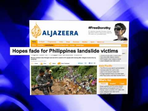 PHILIPPINES 12.20.11 More APOCALYPTIC FLOOD, Storm 1,500 Dead: Landslide Flood Prophecy