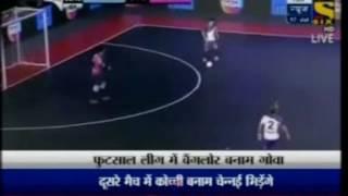 01 ABP News Fast News 17 July 2016 09sec Goa vs Bangalore of Premier Futsal League 16 38pm
